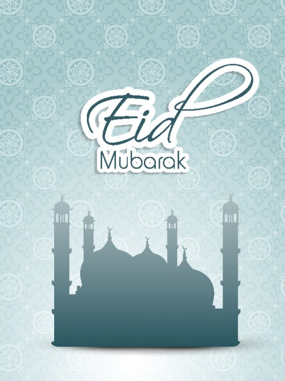 Happy Eid Ul Adha Mubarak. Images Wallpapers Cards 11 584x780 Happy Eid Ul Adha Mubarak. Images, Wallpapers, Cards