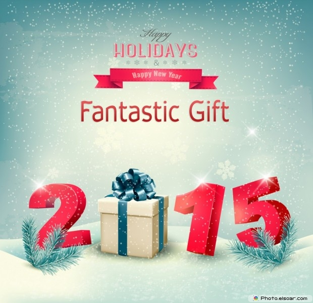 Happy Holidays And New Year 2015