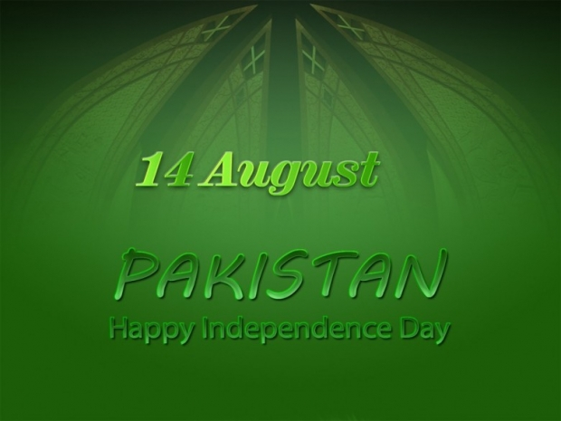 Happy Independence Day 14 August 2013