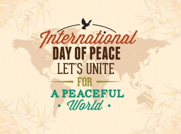 Happy International Day of Peace Greetings, Images 1