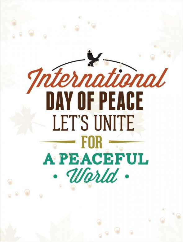 Happy International Day of Peace Greetings, Images 11