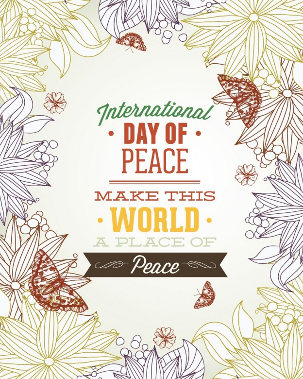 Happy International Day of Peace Greetings, Images 17