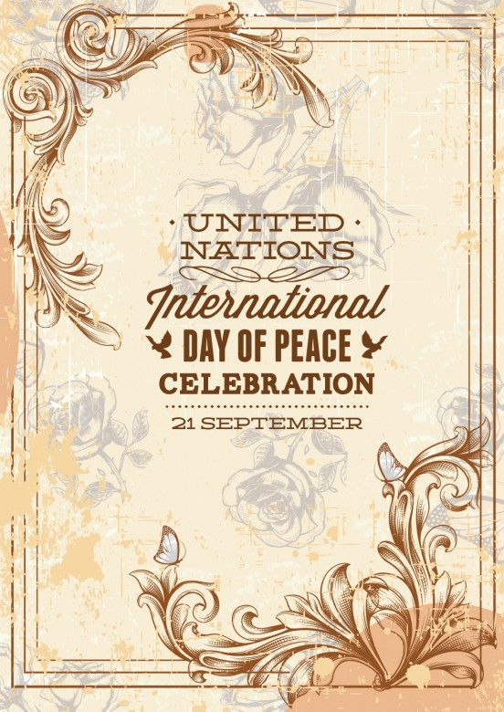 Happy International Day of Peace Greetings, Images 18