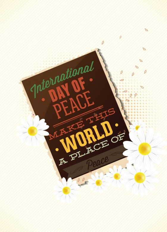 Happy International Day of Peace Greetings, Images 20
