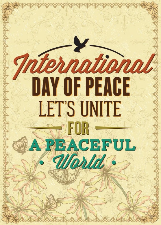 Happy International Day of Peace Greetings, Images 3