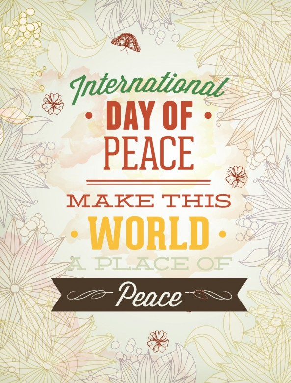 Happy International Day of Peace Greetings, Images 9