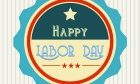 Happy Labor Day Greeting Card Image
