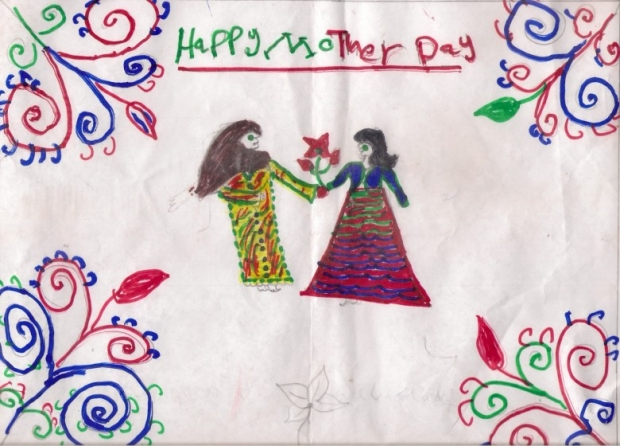 Happy Mothers Day By~ Adel