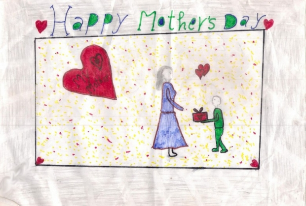 Happy Mothers Day By~ Ahmed Hammad