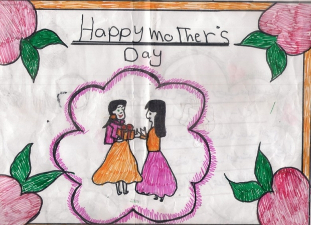 Happy Mothers Day By~ Alaa