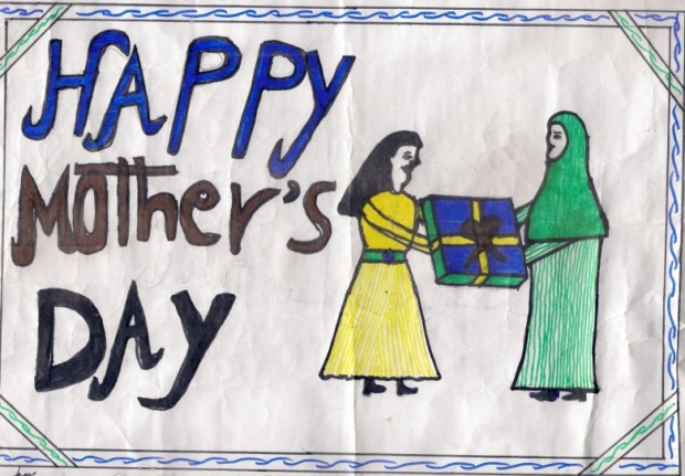 Happy Mothers Day By~ Amira Hosny