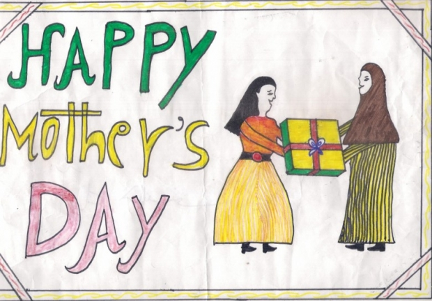 Happy Mothers Day By~ Aya Hosny