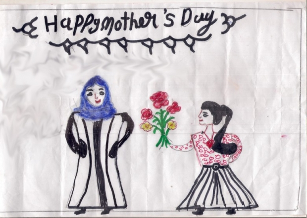 Happy Mothers Day By~ Dena