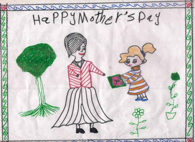 Happy Mothers Day By~ Hasnaa