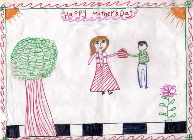 Happy Mothers Day By~ Mahmoud