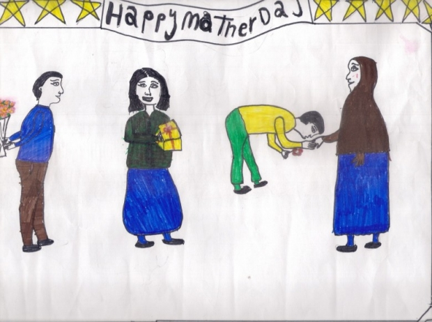 Happy Mothers Day By~ Mohammd