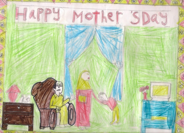 Happy Mothers Day By~ Rania