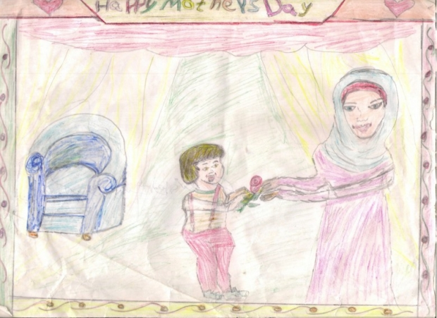 Happy Mothers Day By~ Walaa