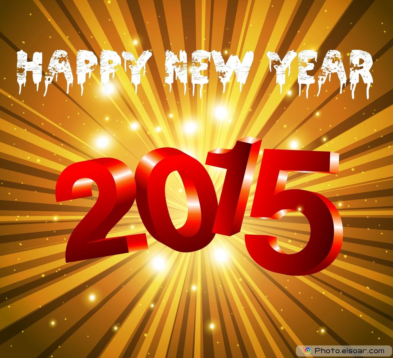 happy new year 2015 free hd wallpapers � elsoar