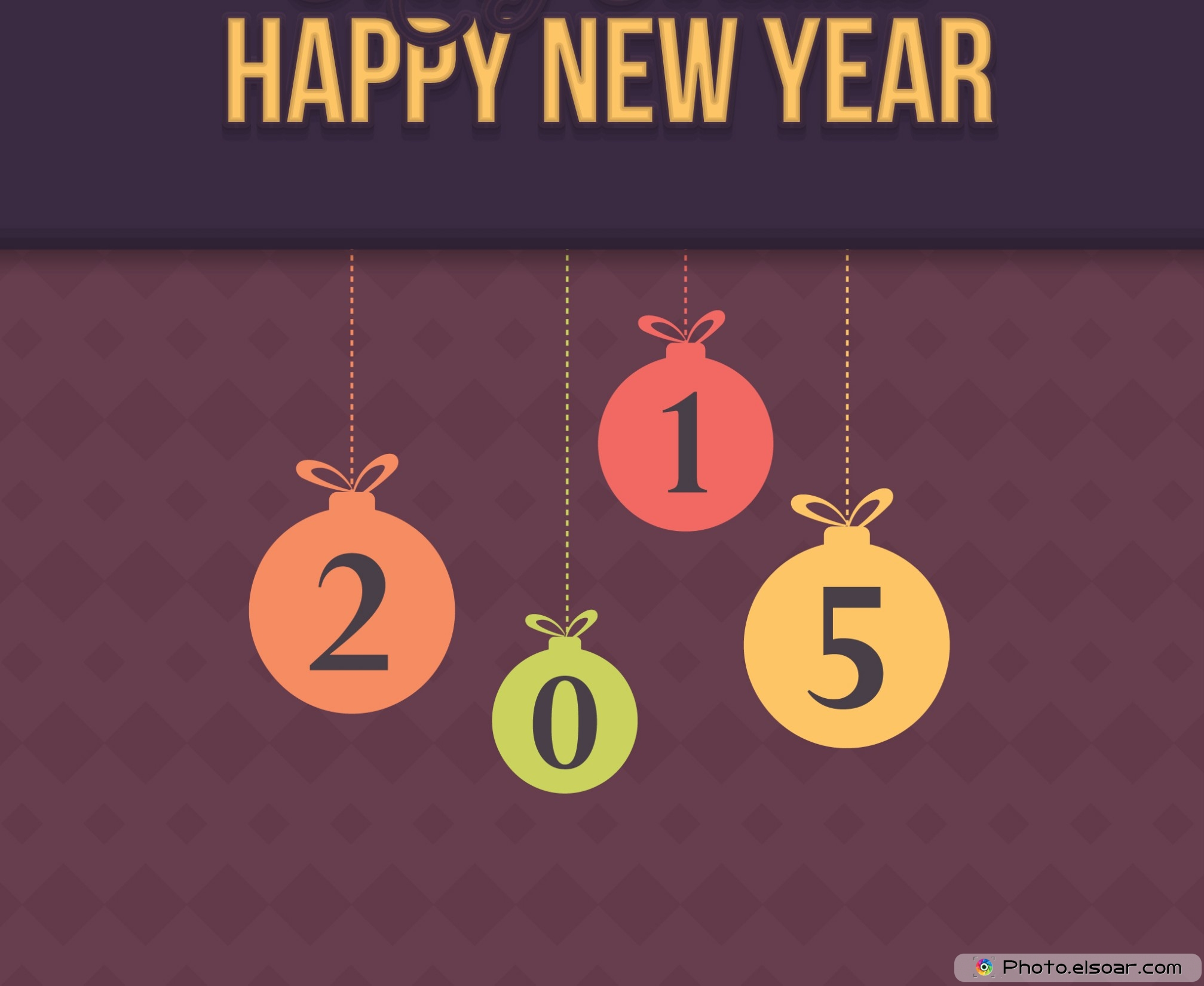Download Top Images Written On Them A Happy New Year 2015 For Free