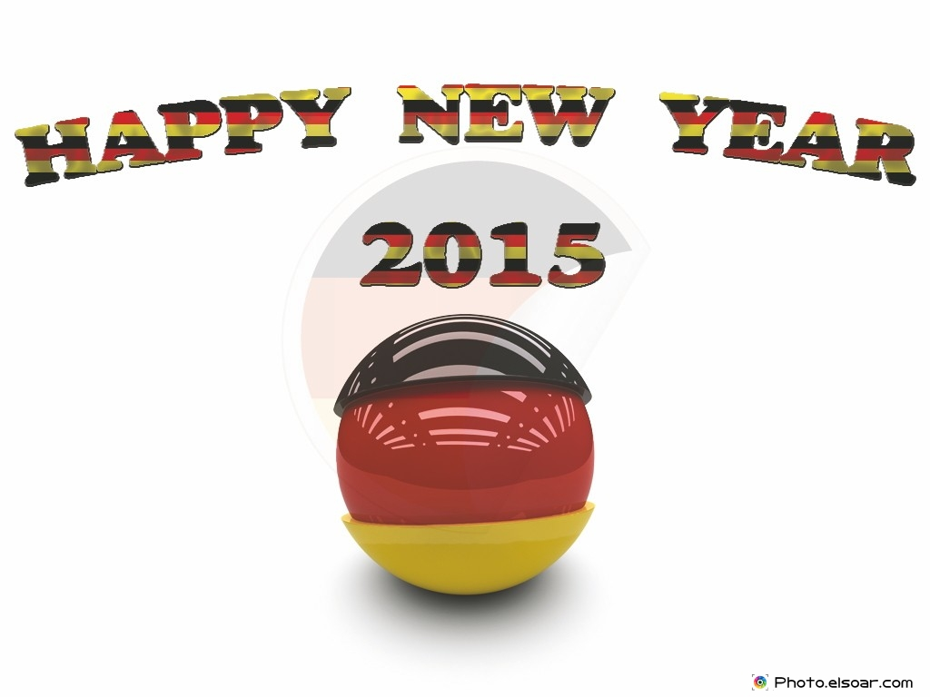 Happy New Year German Wallpapers Background