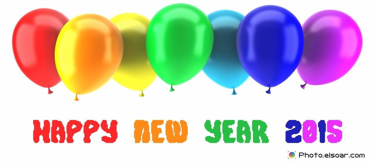 new years balloons clip art - photo #36