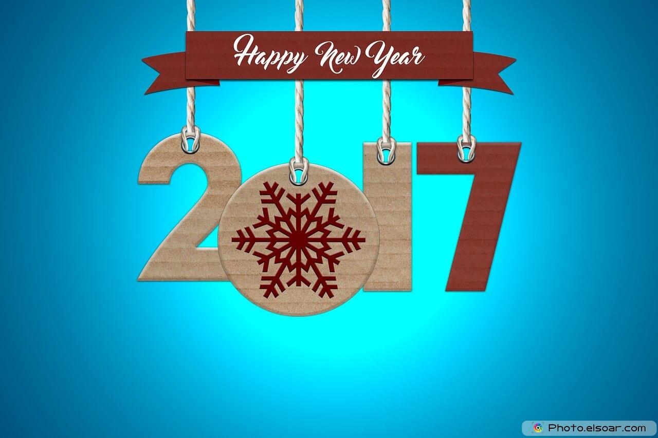Happy New Year,New Year 2017,Amazing Design