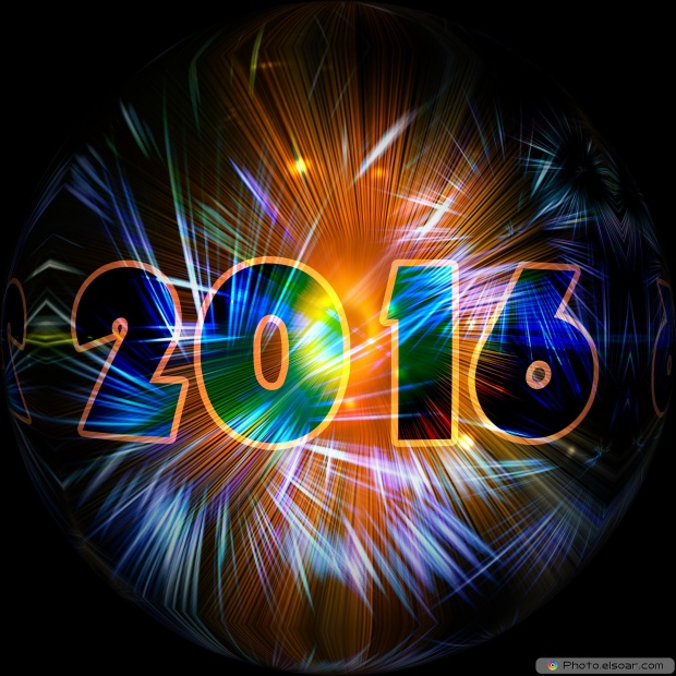 Happy New Year Wishes 2016 Image HD