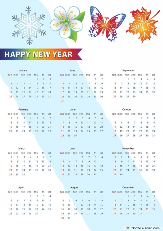Happy New Year 2015 Calendars Happy New Year 2015 Wallpapers Pictures ...
