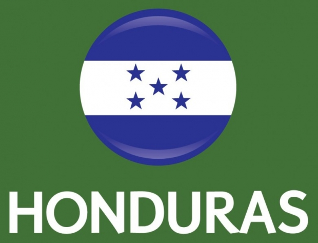 Honduras Flag FIFA World Cup