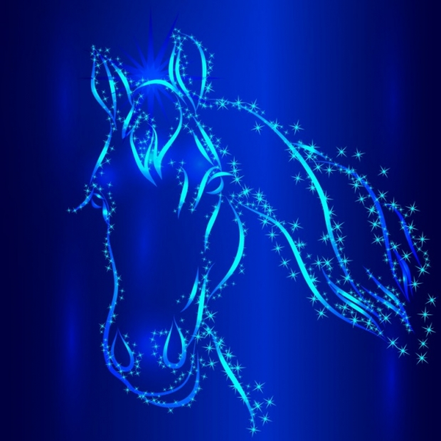 Horses 3D Design image 1