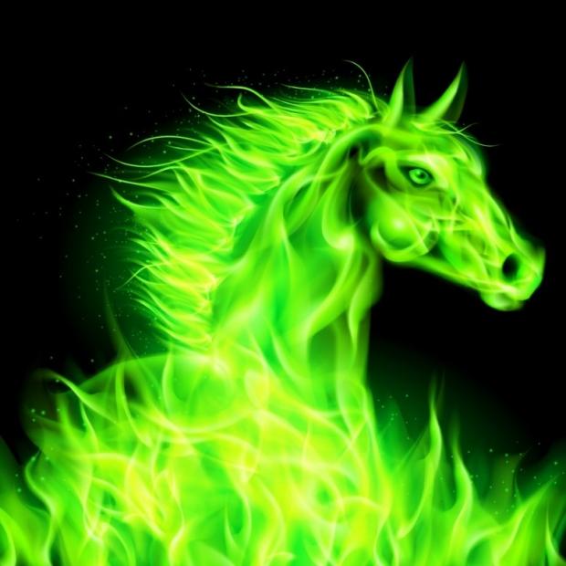 Horses 3D Design image 2