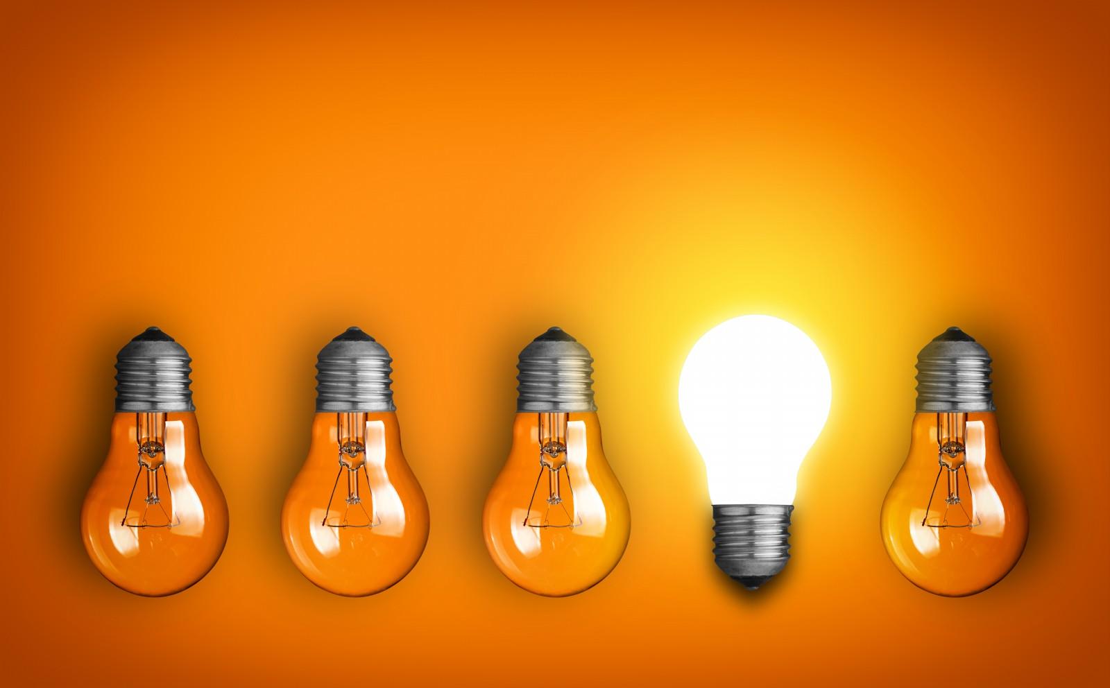 photo collection bulb idea wallpaper lightbulb