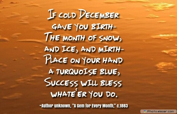 December Quotes, Sayings About December, Quotes Images, Snow, , Ice