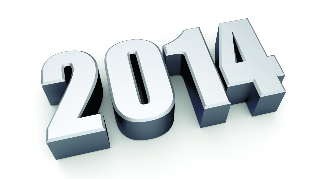 ... 2014 New Year Wallpaper 780x438 2014 Numbers & Happy 2014 New Year