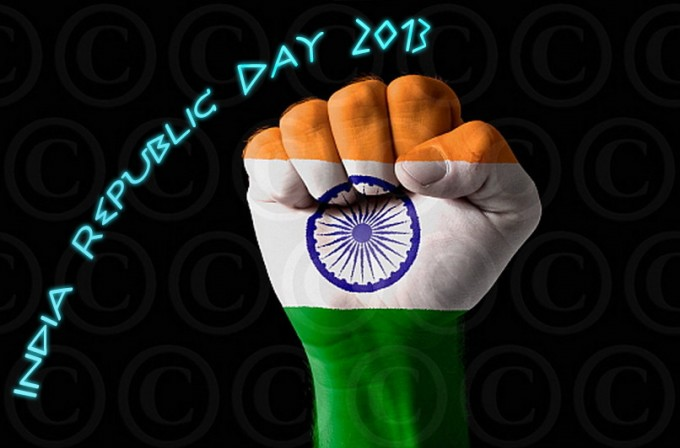 India Republic Day 2013 1