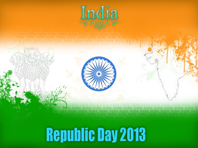 India Republic Day 2013 3