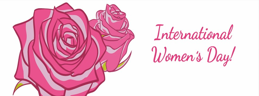International Women's Day Facebook Cover
