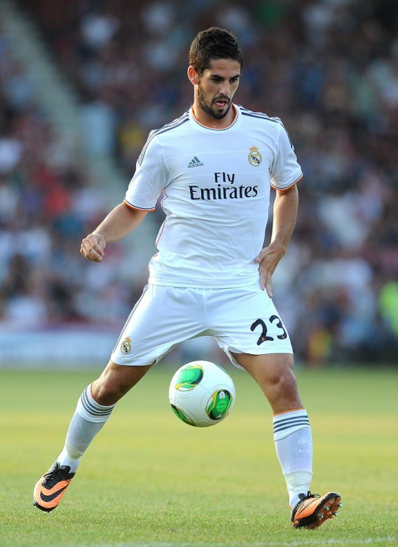 Isco in Real Madrid 1