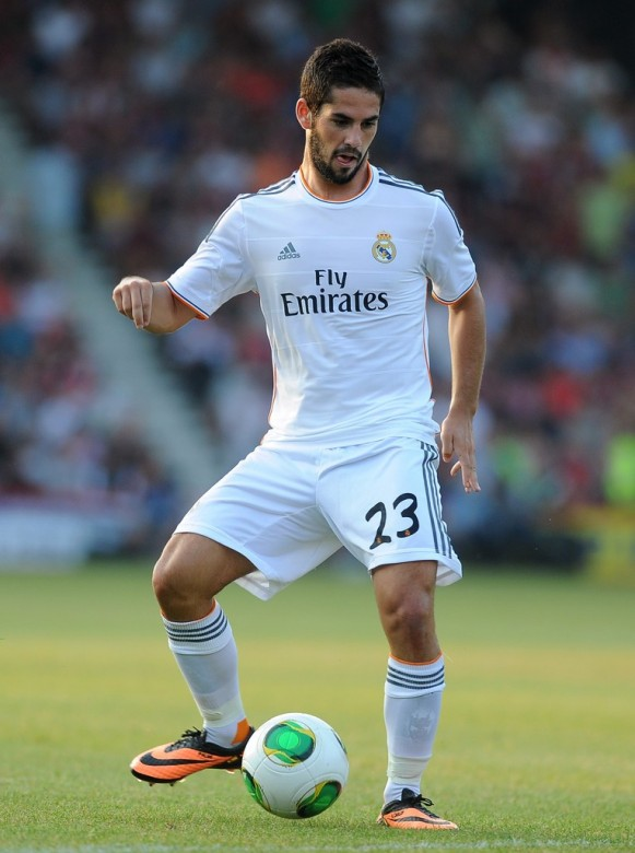 Isco in Real Madrid 2