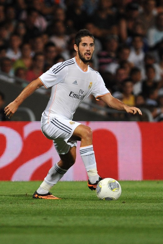 Isco in Real Madrid 3