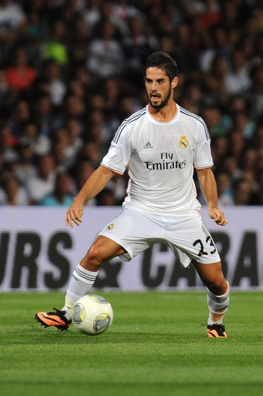 Isco in Real Madrid 4