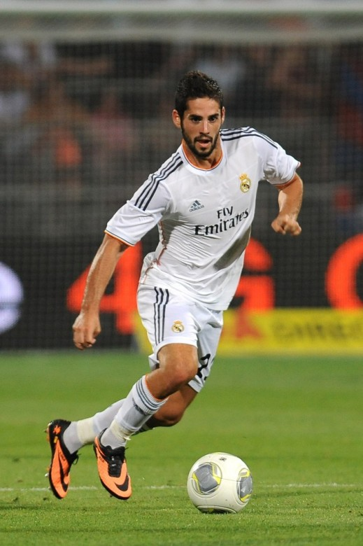 Isco in Real Madrid 5