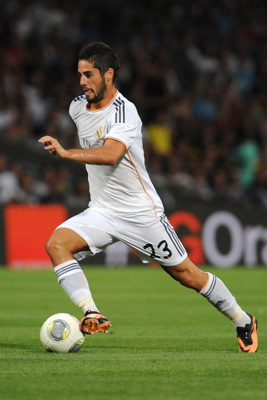 Isco in Real Madrid 6
