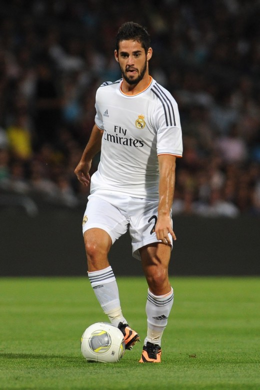 Isco in Real Madrid 7