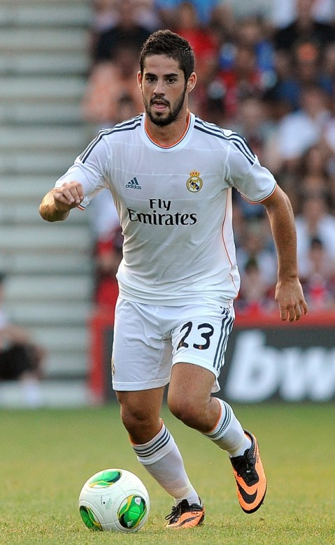 Isco in Real Madrid 8