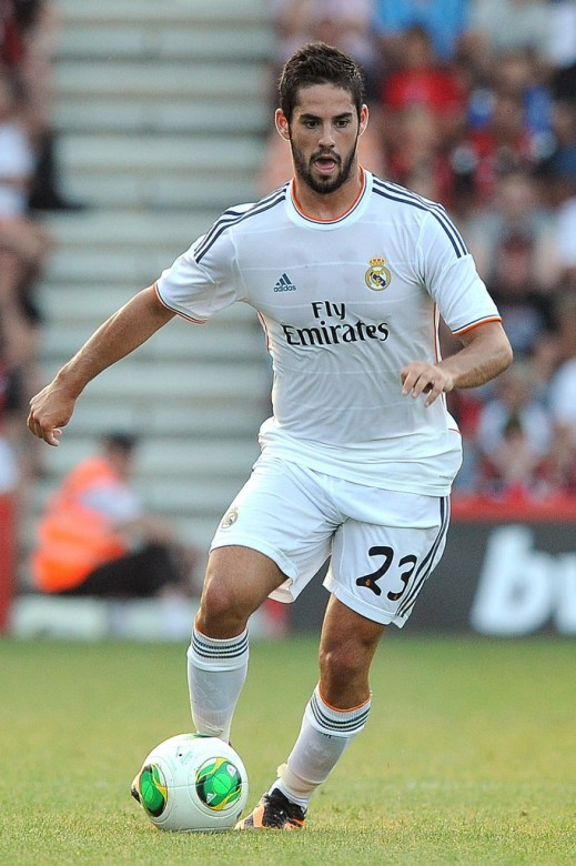 Isco in Real Madrid 9