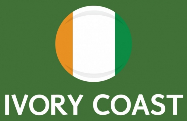 Ivory Coast Flag FIFA World Cup