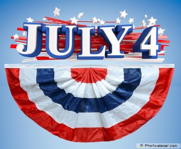 July 4 free wallpaper