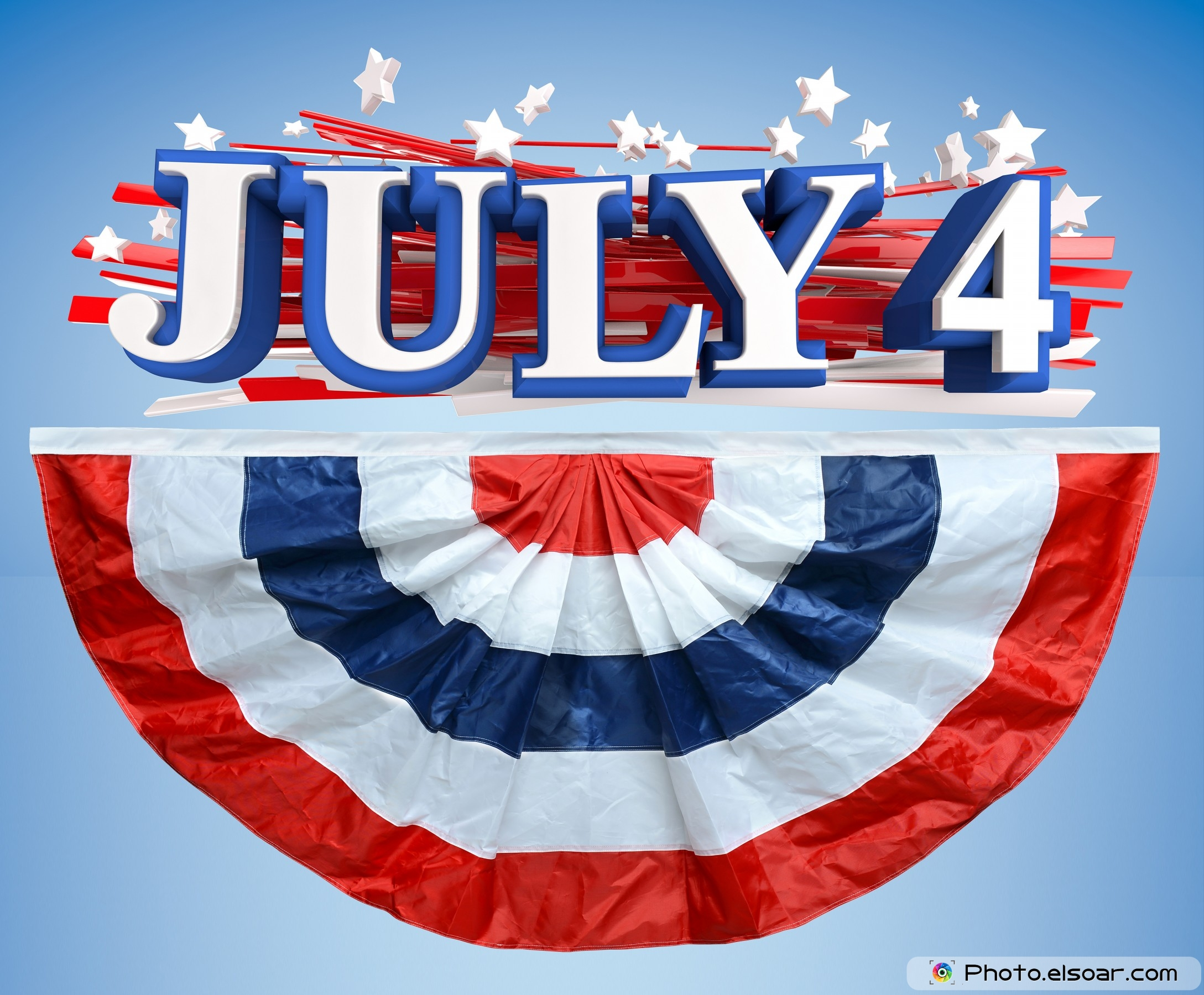 Happy 4th of July – American Independence Day • Elsoar
